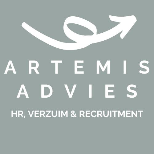 HR verzuim recruitment logo